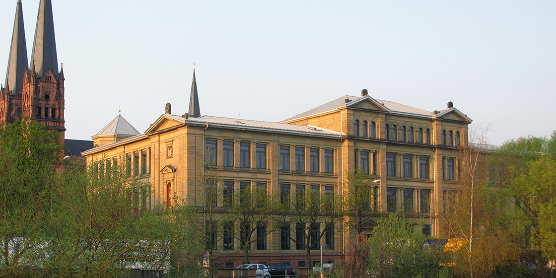 Lessing-Realschule-Freiburg-Gebaeude